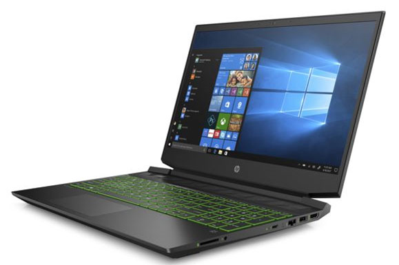 hp stock laptop