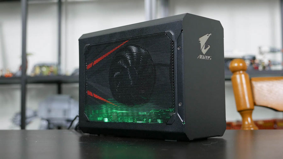 external graphics