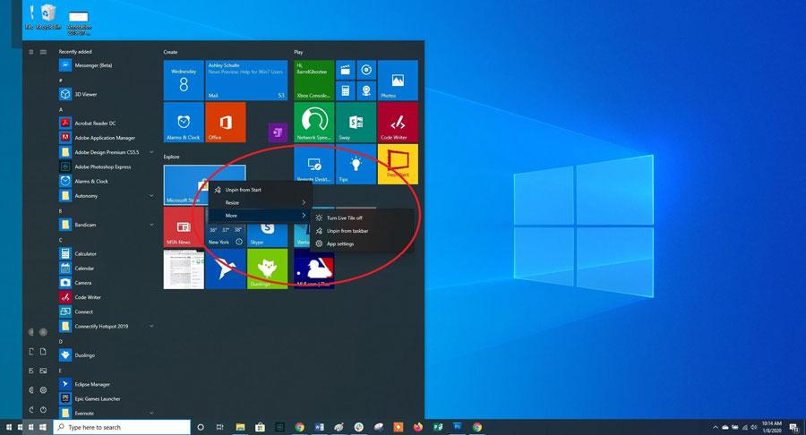 windows 10 tricks