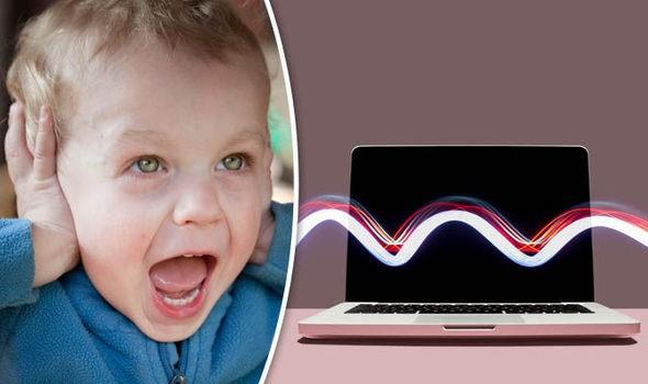 عوارض لپ تاپ برای کودکان