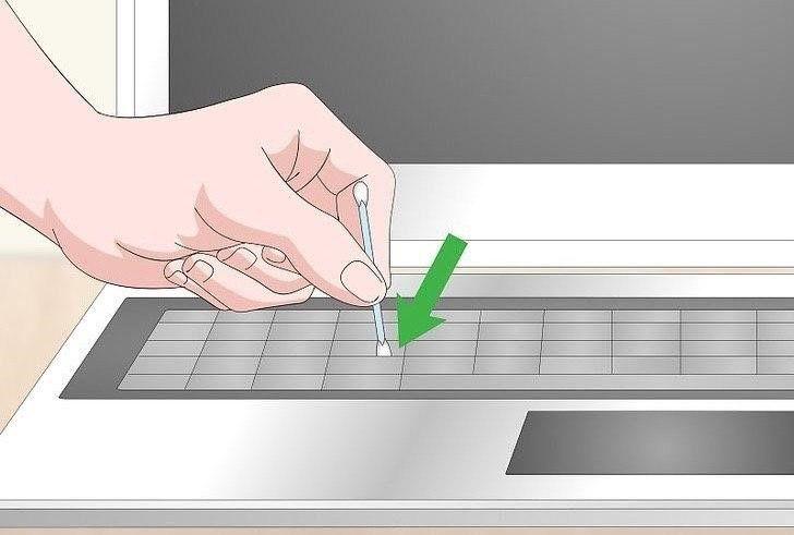 تمیزی لپ تاپ ها
