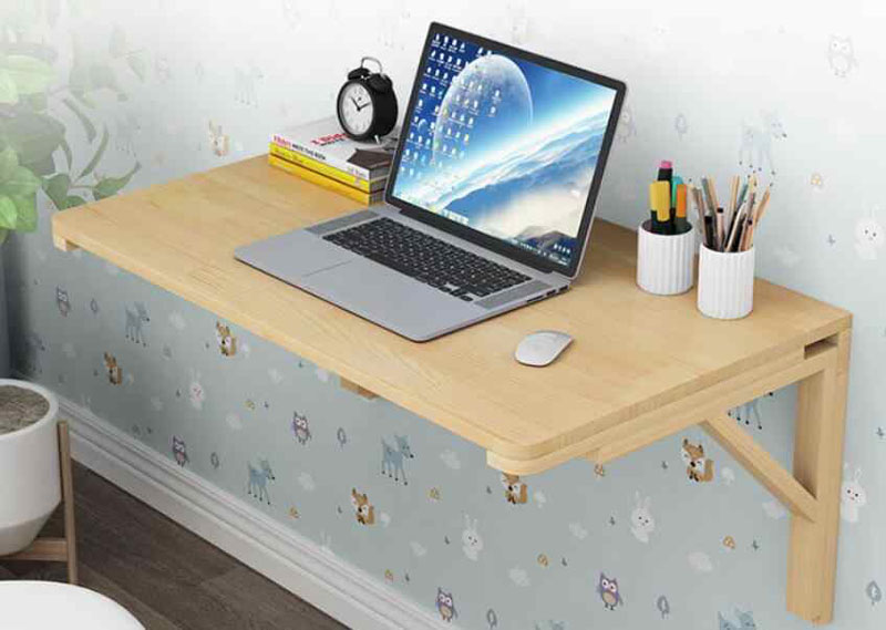 میز لپ تاپ دیواری