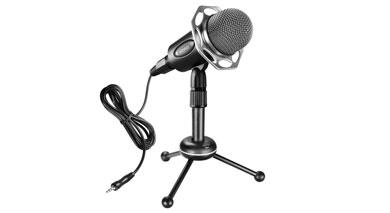 خرید 32 مدل بهترین میکروفون کامپیوتر [رومیزی و گیمینگ] ارزان قیمت