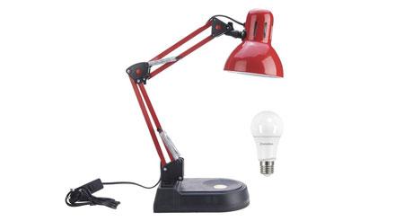 خرید 52 مدل چراغ مطالعه ارزان [اداری، مهندسی و دانش آموزی] پرفروش