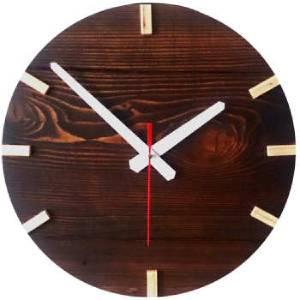 ساعت دیواری چوبی عقربه ای