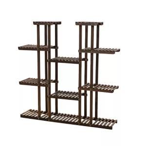قیمت 44 مدل استند گلدان [چوبی و فلزی] مدرن و زیبا + خرید