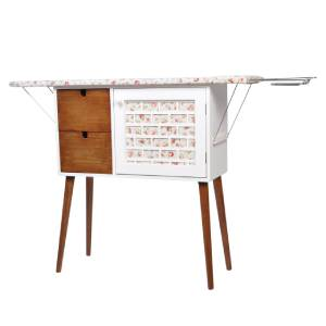 خرید 52 مدل میز اتو [باکیفیت] کابینتی، پایه دار و نشسته ارزان قیمت