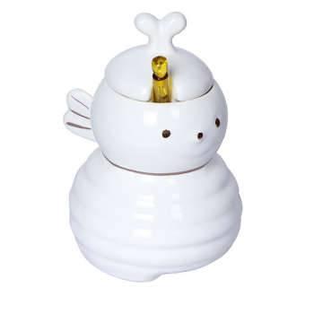 خرید 50 مدل ظرف عسل خوری پلاستیکی و شیشه ای ارزان قیمت