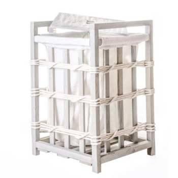 خرید 52 مدل سبد رخت چرک [شیک و زیبا] پلاستیکی و پارچه ای