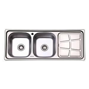 خرید 46 مدل سینک ظرفشویی [توکار و روکار] گرانیتی و استیل