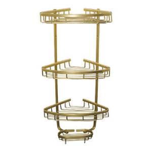 خرید 52 مدل قفسه حمام چند طبقه پلاستیکی و فلزی شیک و زیبا